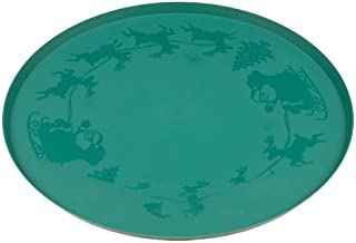 JACK-POST Floor Protection Resin Tree Stand Tray, 28.5-Inches in Diameter