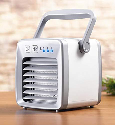 mini ventilador frigorífico usb más refrigerador doméstico pequeño de hielo