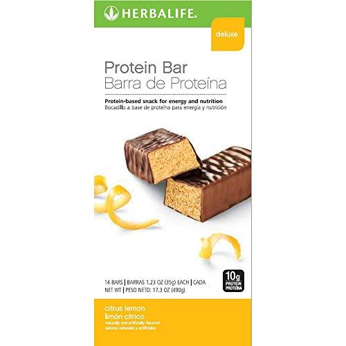 Herbalife Protein Bars - Citrus Lemon