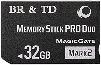 sony memory stick pro duo 8gb mark2