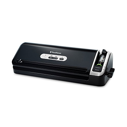 FoodSaver FM3920 2 in 1 Vacuum Sealer System with Quick Marinate Mode...