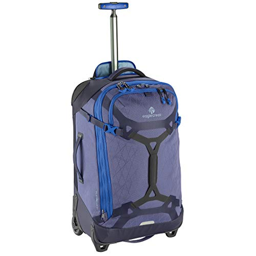 Eagle Creek Rollkoffer Gear Warrior Wheeled Duffel 65L Equipaje de Mano 66 Centimeters 65 Azul (Arctic Blue)