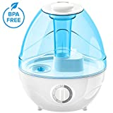 Best Bedrooms - LEVOIT Humidifiers for Bedroom, 2.4L Ultrasonic Cool Mist Review
