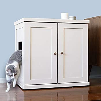 Best cat litter boxes furniture Reviews