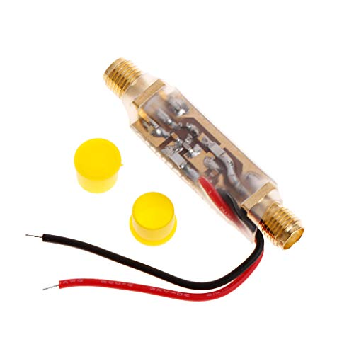 Ycncixwd 10MHz-6000MHz Wideband-Verstärker Breitband RF Feeder RF-Isolator Bias Tee