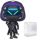 Funko Pop Games: Overwatch - Ana with Shrike Skin Exclusive Collectible Figure - in Playola Pop Protector