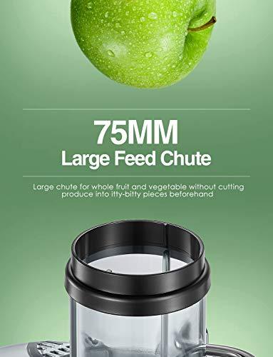 AICOK Licuadoras para Verduras y Frutas 800W