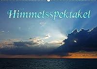 Himmelsspektakel (Wandkalender 2022 DIN A2 quer): 12 spektakulaere Himmel die das Herz ebenso wie das Auge erfreuen. (Monatskalender, 14 Seiten )