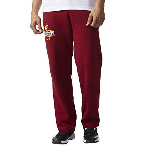 adidas B45428 Hose Cleveland Cavaliers für Basketball für Herren, Mehrfarbig (Nbacca), XL