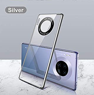 Joyroom JR-BP647 HUAWEI Mate 30 Zhizhen series protective phone case Mate 30 Pro Silver