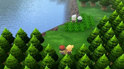 Pokemon Brilliant Diamond + Shining Pearl (Nintendo Switch)