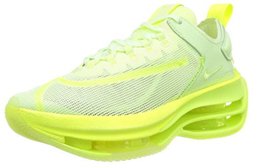 Nike Zoom Double Stacked, Scarpe da Ginnastica Donna, Barely Volt, 38 EU