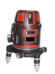 Rotationslaser , selbstnivellierend , 5 Linien Laser, Qualitätsprodukt , Laser mit Zubehör, Baulaser
