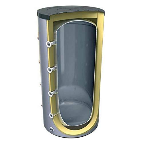 Pufferspeicher ohne Wärmetauscher für Heizungssysteme in der Größe 200 Liter
