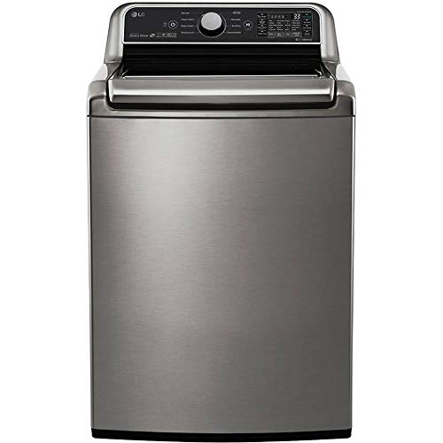 LG WT7300CV 5.0 cu.ft. Graphite Electric Washer