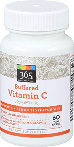 365 Everyday Value, Buffered Vitamin C Complex, 60 ct