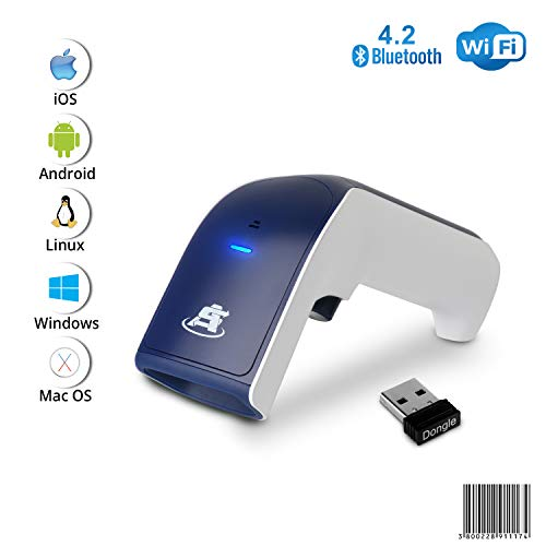 ScanAvenger 1D Wireless Bluetoot...