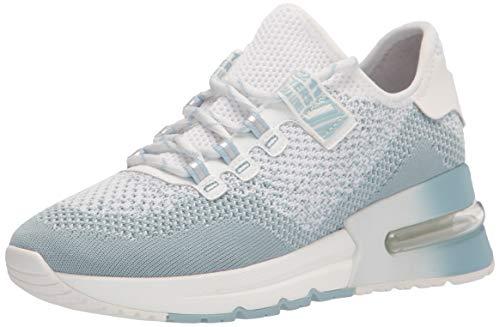 ASH womens Krush Degrade Sneaker, Blue, 9 US