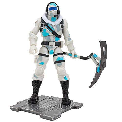 Fortnite Solo Mode Core Figure Pack, Frostbite