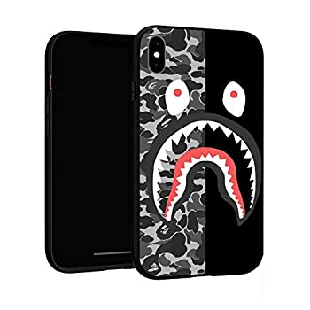 iPhone XR Case 6.1 ,Case Cover for iPhone XR  Bape-Shark
