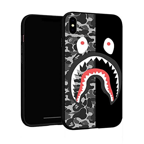 iPhone XR Case 6.1',Case Cover for iPhone XR (Bape-Shark)