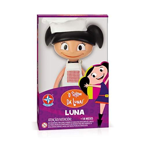 Boneca Luna Chef, O Show da Luna, Brinquedos Estrela, Multicor