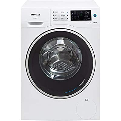 Siemens WD14U520GB A Rated Freestanding Washer Dryer - White