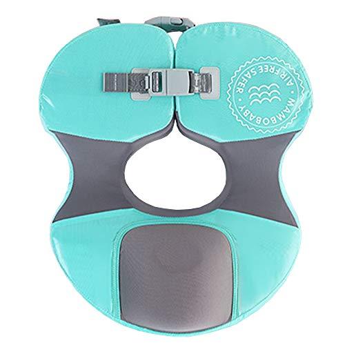 Topwon Anillo de natación inflable para bebés, para niños de 3 a 12 meses