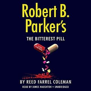 Robert B. Parker's The Bitterest Pill cover art