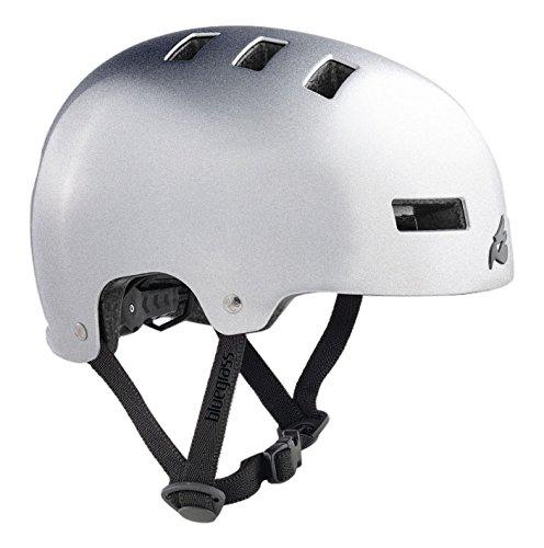 Bluegrass Helm Super Bold,Metallic Silver, 60-62 cm