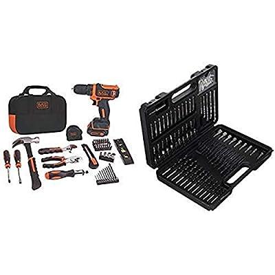 Black & Decker Drill Project Kit