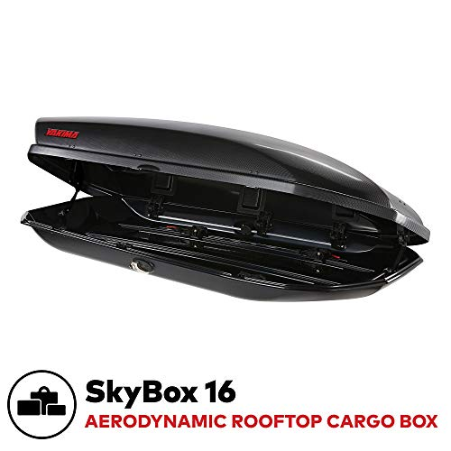 Thule Force vs Yakima Skybox