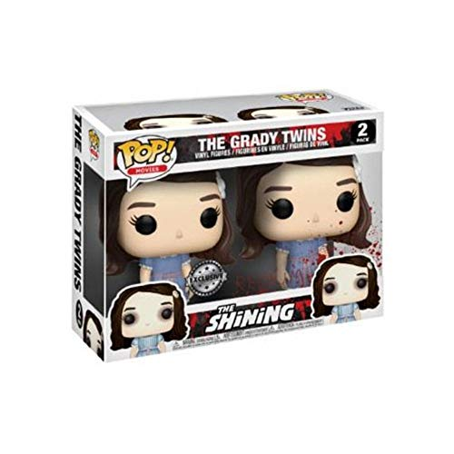 Funko - Figurine Shining - 2-Pack Grady Twins Exclu Pop 10cm - 0889698209397