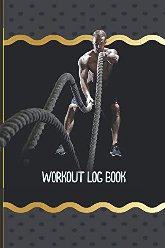 Workout log book: Your Fitness logbook Over 145 Days of Workout Tracking and Goal Setting. Easily Keep Track of Your Workouts and Body Measurements click to see more.....................