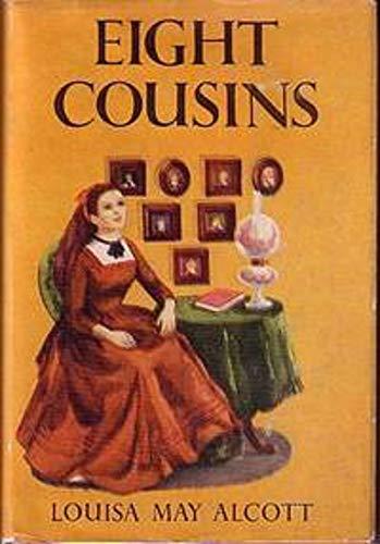 Eight Cousins illustrated (English Edition)