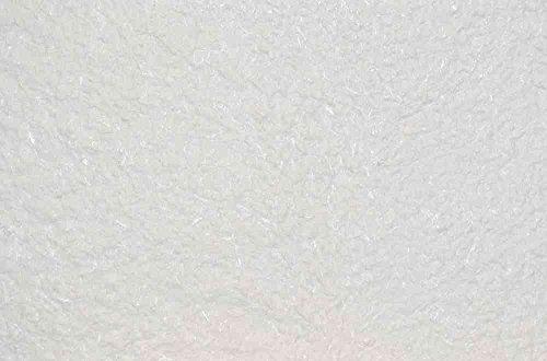 SILK PLASTER OPTIMA 051 Dekorputz Flüssigtapete Rauhfaser-Alternative Tapete weiß Baumwollputz