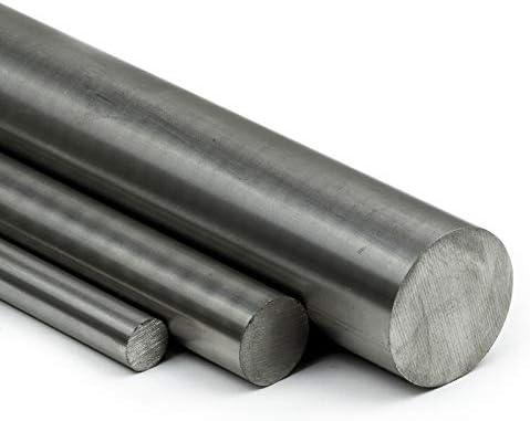 V2A Rundstahl Oberfl/äche blank//roh Edelstahl Stab Stabstahl Rundeisen A2 Abmessungen /Ø 5 mm L/änge 50 cm