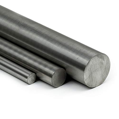 Edelstahl Rundstab VA V2A 1.4301 blank h9 Ø 26 mm | L: 50mm (5cm) Zuschnitt