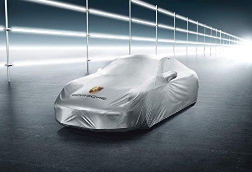 Genuine Porsche Outdoor Cover for 911 (991) Turbo 2012 +