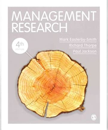[(Management Research )] [Author: Professor Richard Thorpe] [May-2012]