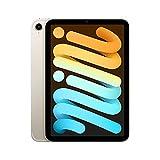 """2021 Apple iPad mini (8,3"""", Wi-Fi + Cellular, 64GB) - galassia (6ª generazione)"""