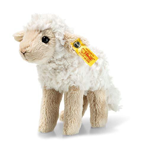 Steiff 73090 Flocky Lamm, Creme/beige