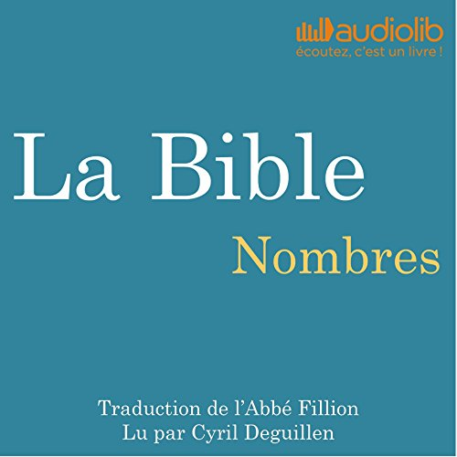 La Bible : Nombres audiobook cover art