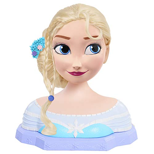 Disney Frozen Elsa Deluxe Styling Head