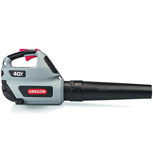 Oregon Cordless BL300 40V 151 MPH Leaf Blower with 4.0Ah...