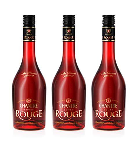Chantré Cuvée Rouge Weinbrand (3 x 0,7l)