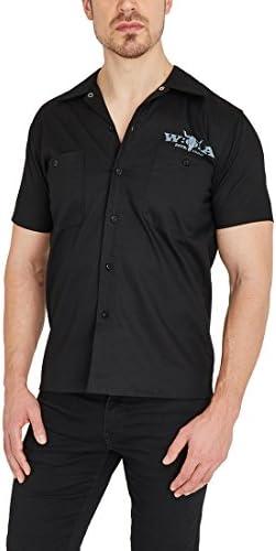 W:O:A Wacken Open Air Camisa Hombre