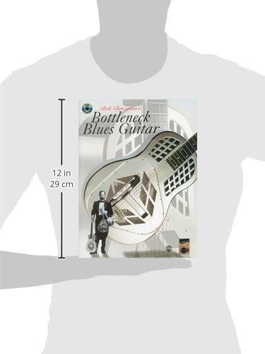 Acoustic Masters: Bob Brozman's Bottleneck Blues Guitar, Book & CD (Acoustic Masters Series)