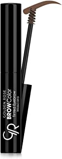 Golden Rose BROW Color Eyebrow Mascara #02 Light Brown