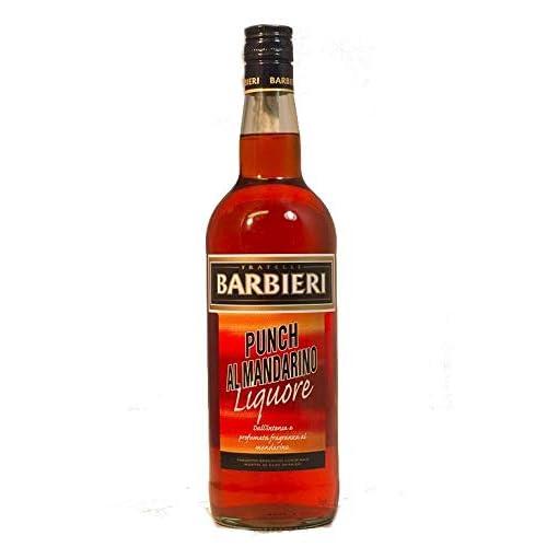 Punch al mandarino Barbieri 0,70 lt.